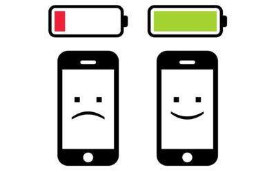 Evita caer en estos mitos comunes sobre la duración de la batería de los teléfonos inteligentes